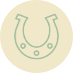 Symbol Hufeisen