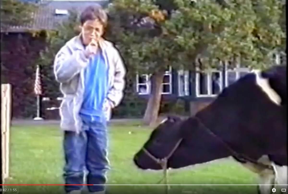 Hinrichsdorf anno dazumal (Video)