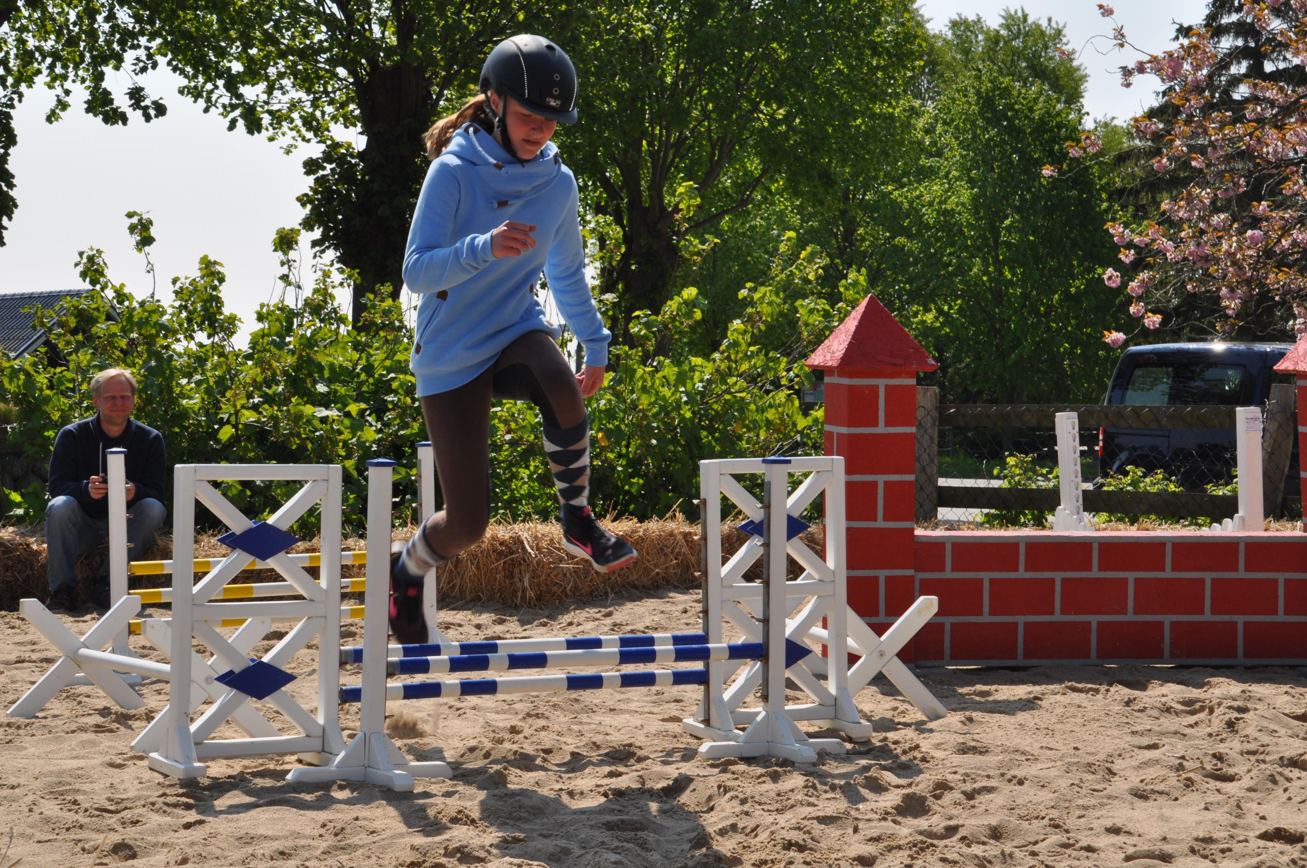 Reiterspiele Ringstechen